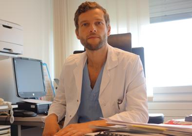 Bonjour et bienvenue sur le site du Dr. Federico Costantino