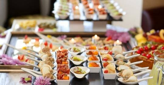Manger moins, manger mieux : les verrines et les tapas