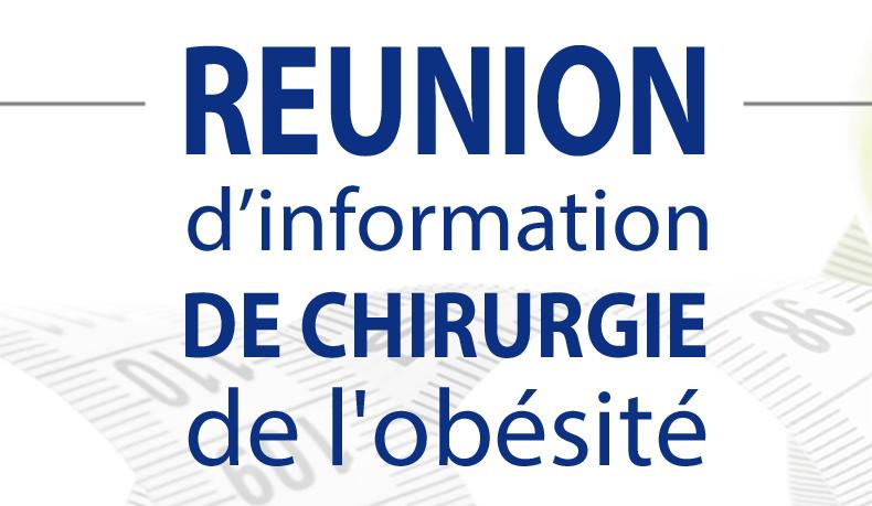 Réunion d'information d'obésité